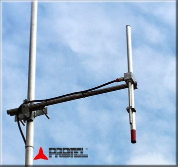 professional dab omnidirectional dipole antenna - PROTEL